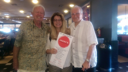 Picture of Don Graham, Erica Farber, Chuck Blore